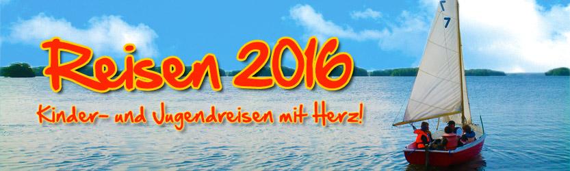 Ferienfreizeiten 2016
